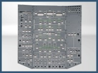Airbus A320 panel kit