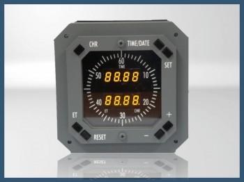 Chronometer Boeing 737 LI Yellow