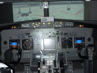 Full Scale Home Cockpit
